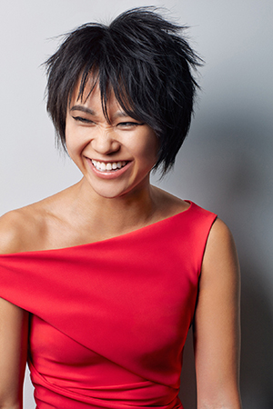 Yuja Wang credit Kirk Edwards 300