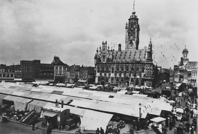 Middelburg before war1