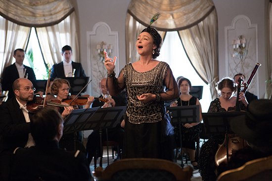 Catherine Frot as Marguerite in Marguerite directed by Xavier Giannoli Photo courtesy of Cohen Media Group
