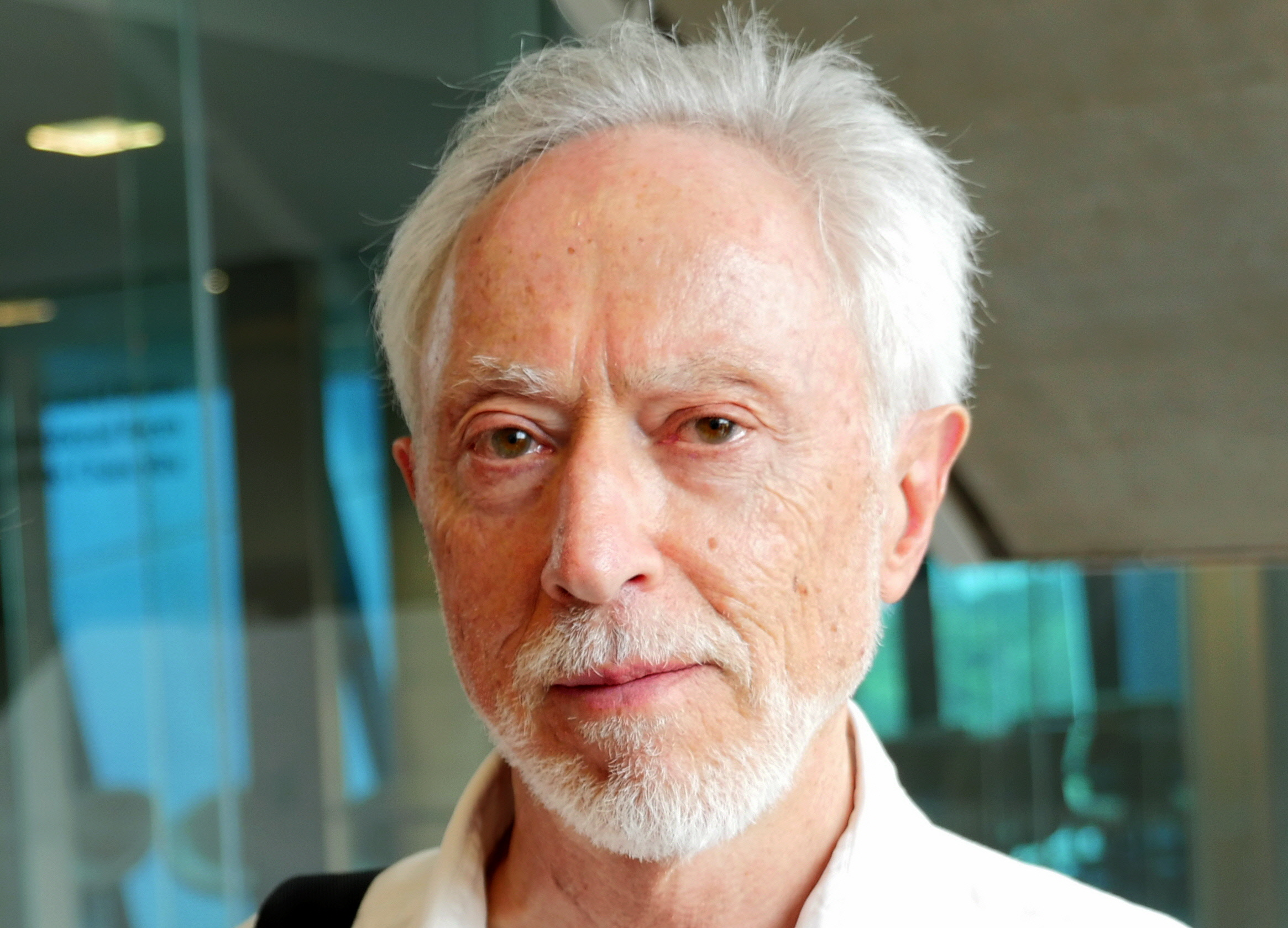 J.M. Coetzee by Shannon Burns