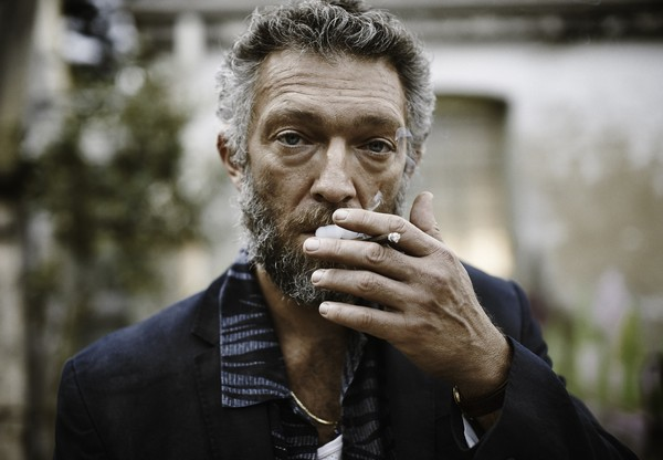Vincent Cassell as Gregori in Partisan