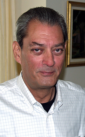 Paul Auster in New York City 2008 280