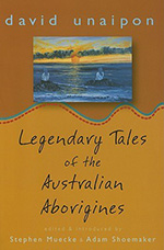 Book Cover Legendary Tales of the Australian Aborigines Hardcover 2001 Melbourne University Publishing 150