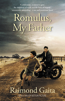 Romulus My Father (Text Publishing, movie tie-in edition 2007)