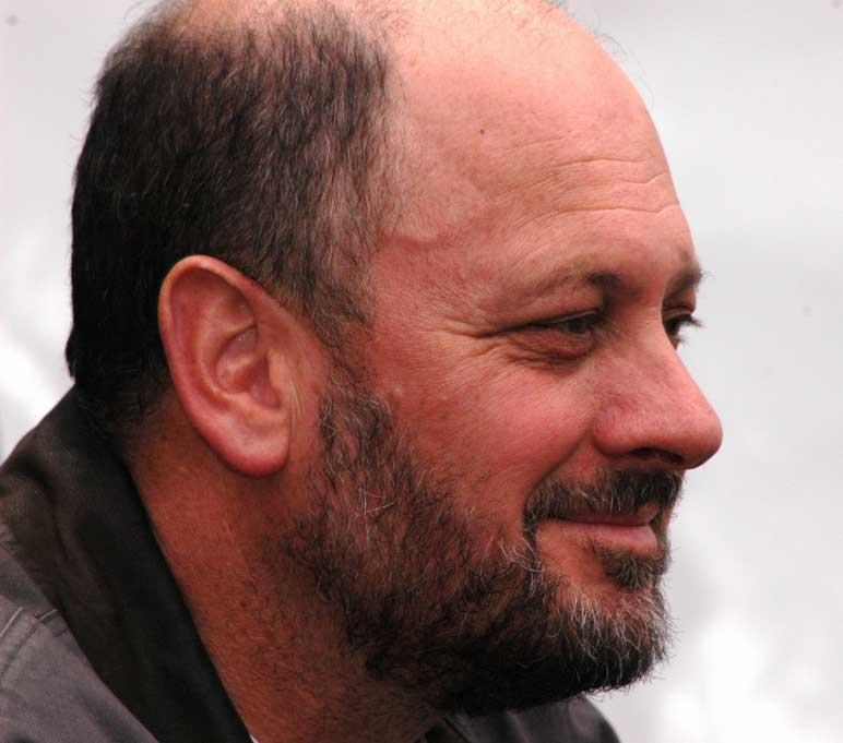Tim Flannery photograph by Richard McLaren from Text Publishing website