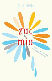 Zac and Mia 2014 HMH Books for Young Readers 200