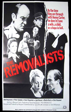 the removalists essay Read this full essay on the removalists  english drama investigation the removalistsbiography:david williamson is one of the best-known contemporary playwri.