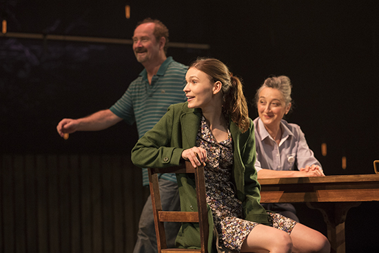 Things I Know To Be True ABROnline Tilda Cobham-Hervey Paul Blackwell and Eugenia Fragos in Shane Reid