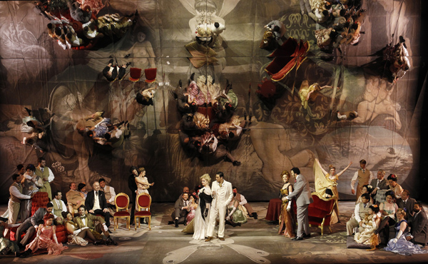Image from la Traviata