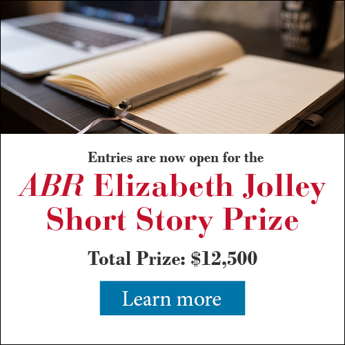 ABR Jolley Prize 2017 January1