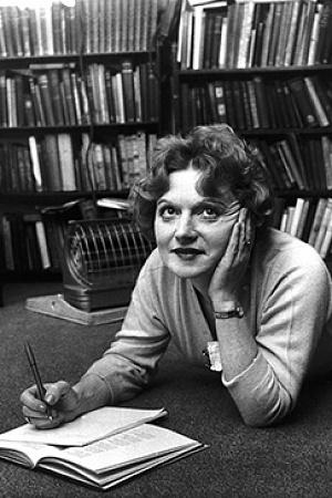 Muriel Spark Library of Otago Wikimedia Commons