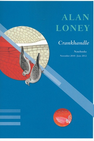 Crankhandle - four of four Cordite titles colour