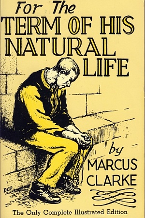 For The Term of His Natural Lifeillustrated cover