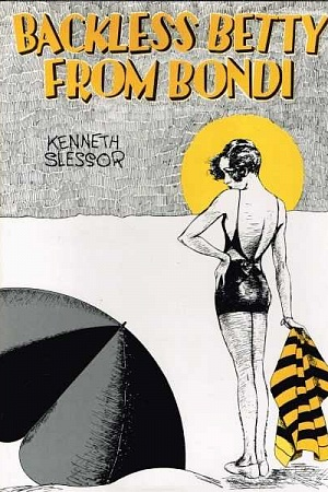 Backless Betty from Bondi, illustrated by Virgil Reilly, Frank Dunne and Joan Morrison (Angus & Robertson, 1983)