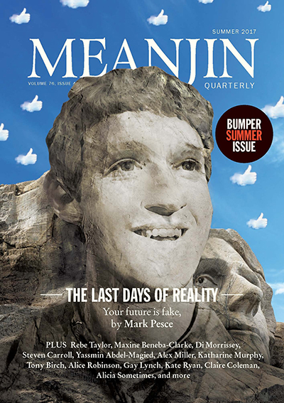 ABR/Meanjin - $144