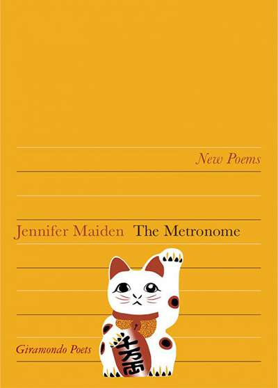 Jill Jones reviews 'The Metronome' by Jennifer Maiden