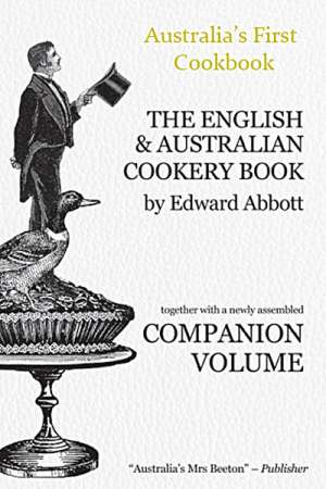 The English and Australian Cookery Book