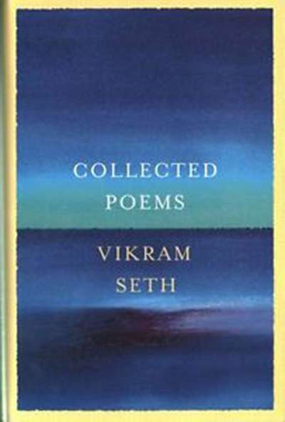 Stephen Edgar reviews 'Collected Poems' by Vikram Seth