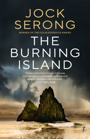 Nicole Abadee reviews 'The Burning Island' by Jock Serong