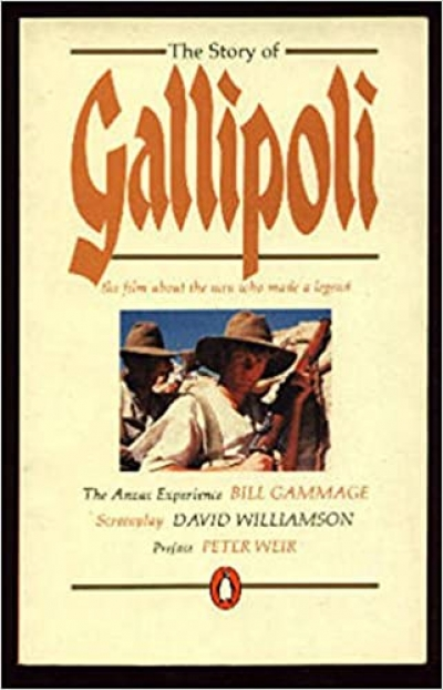 Margaret Smith reviews 'The Story of Gallipoli' by Bill Gammage, based on the screenplay by David Williamson