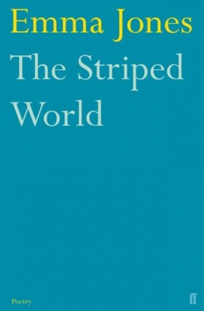 Anthony Lynch reviews 'The Striped World' by Emma Jones