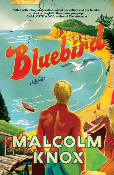 Jo Case reviews 'Bluebird' by Malcolm Knox