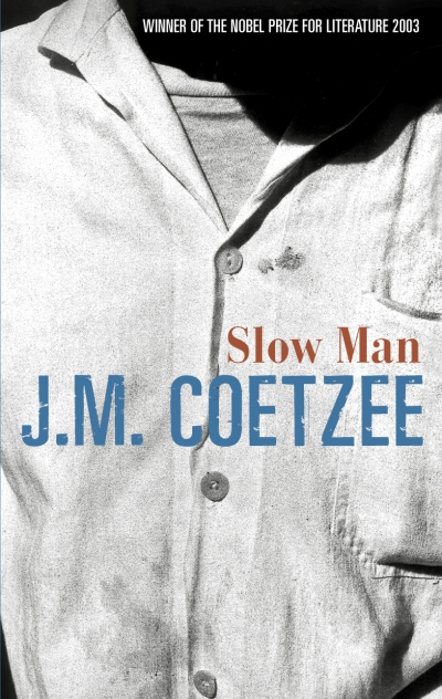 James Ley reviews 'Slow Man' by J.M. Coetzee