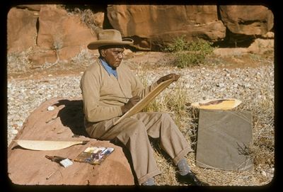 'A win for Namatjira' by Colin Golvan