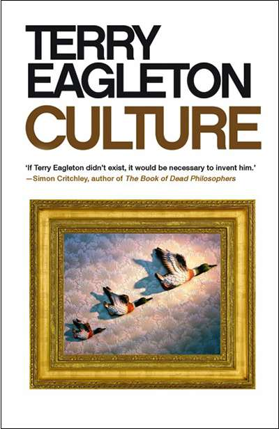 Andrew Fuhrmann reviews 'Culture' by Terry Eagleton