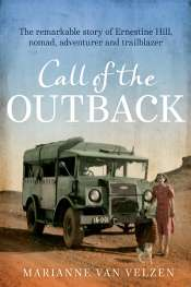 Susan Sheridan reviews 'Call of the Outback' by Marianne van Velzen