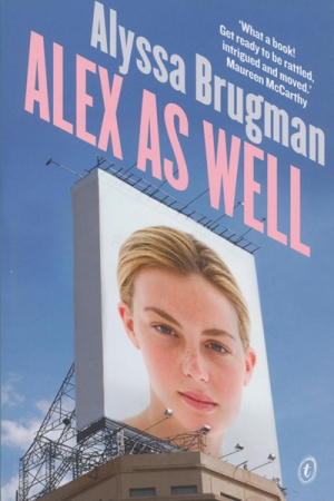 Maya Linden reviews 'Alex as Well' by Alyssa Brugman