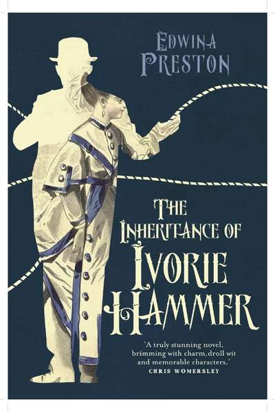 Gillian Dooley reviews 'The Inheritance of Ivorie Hammer' by Edwina Preston