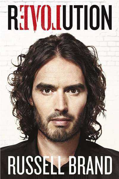 David Donaldson reviews 'Revolution' by Russell Brand