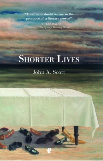 Michael Farrell reviews 'Shorter Lives' by John A. Scott