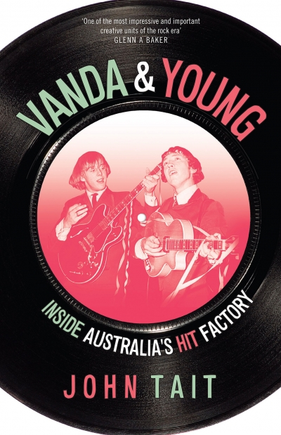Jay Daniel Thompson reviews 'Vanda and Young' by John Tait and 'Behind the Rock and Beyond' by Jon Hayton and Leon Isackson