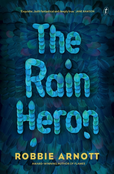 Laura Elizabeth Woollett reviews 'The Rain Heron' by Robbie Arnott