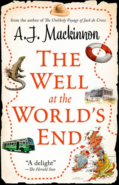 Michael McGirr reviews 'The Well at the World's End' by A.J. Mackinnon