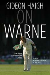 Gideon Haigh: On Warne