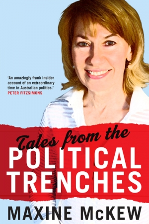 Jane Goodall reviews 'Tales from the Political Trenches' by Maxine McKew