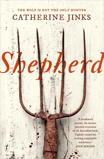 David Whish-Wilson reviews 'Shepherd' by Catherine Jinks