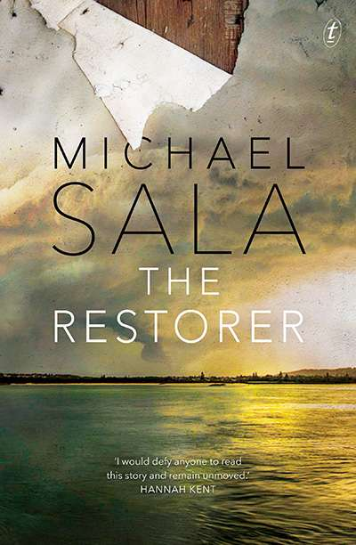 Blanche Clark reviews 'The Restorer' by Michael Sala