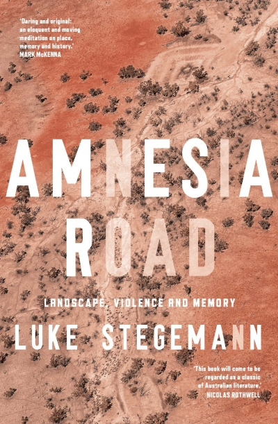 Ashley Kalagian Blunt reviews 'Amnesia Road: Landscape, violence and memory' by Luke Stegemann