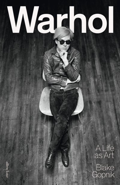 Paul McDermott reviews 'Warhol: A life as art' by Blake Gopnik