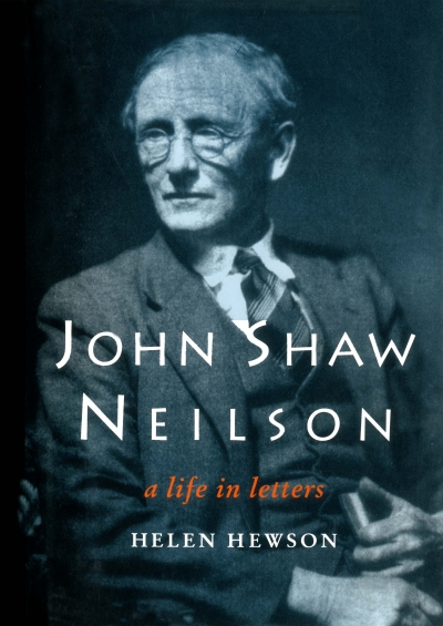 Nicholas Jose reviews 'John Shaw Neilson: A life in letters' by Helen Hewson