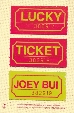 Cassandra Atherton reviews 'Lucky Ticket' by Joey Bui