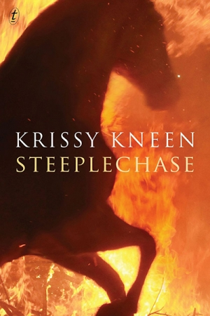 Wendy Were reviews 'Steeplechase' by Krissy Kneen