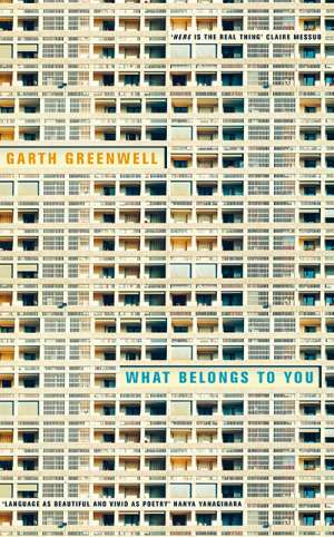 Dion Kagan reviews 'What Belongs To You' by Garth Greenwell