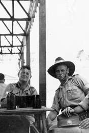Slang and the Australian soldier