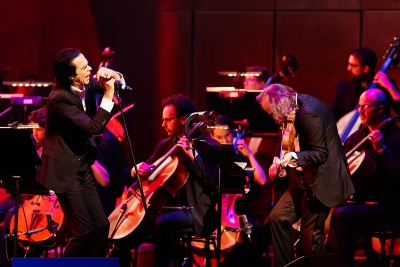 The Film Scores of Nick Cave and Warren Ellis (Melbourne Symphony Orchestra)