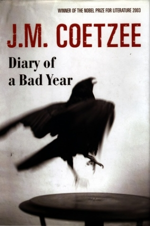 Geordie Williamson reviews 'Diary of a Bad Year' by J.M. Coetzee